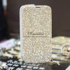 2014 New Top Luxurious Bling Crystal Diamante Cover Case For Samsung Galaxy Note