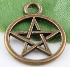 Free Ship 40/80Pcs Bronze Plated Charms Pendant 20x17mm