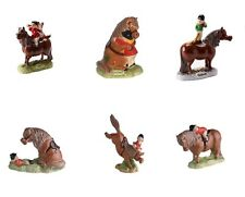 John Beswick Thelwell Range - THELWELL PONIES BROWN - New & Boxed
