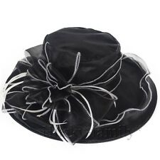 lady Kentucky wedding Church derby hat dress floral Ascot/tea party Hat