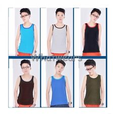 SHO Les Lesbian Tomboy Chest Binder Undershirt Slim Fit Vest Tops XS-XXL J0028