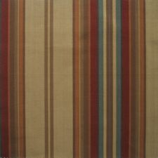 "2 Panels Carlton Stripe Cardinal  Dark Red 68""W X 96""L Pinch Pleated Drapes"