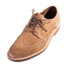 Timberland Earthkeepers Stormbuck #5830R Brogue Oxford Casual Shoes Brown Sz 10