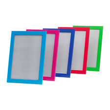 """IKEA Nyttja COLOR 8 1/2 X 11"""" Picture Frame 5 VIBRANT COLORS - OVER 100 SOLD!"""
