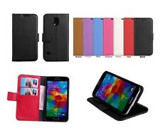Luxury Flip Stand Wallet Card Leather Case Cover Pouch for Samsung Galaxy Series