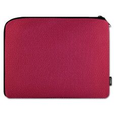 """15"""" 15.4"""" 15.6 inch Laptop Notebook Carrying Bag Sleeve Case Cover Pink"""