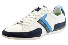Hugo Boss Men's Spacit Fashion Leather Sneaker White Shoes
