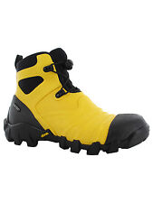 Hi-Tec Para Mens Boot Winter Waterproof Snow Shoes Hiking New Yellow Hi Tec
