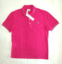 Genuine Lacoste Outline Croc Slim Fit Men's Polo T Shirt Multi Size -- PH4910-00