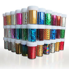hot sale fashion nail art transfer foil nail sticker tip decoration easy diy