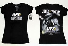 UFC 172 WOMENS T-SHIRT - NWT - UFC STORE - OFFICIALLY LICENSED