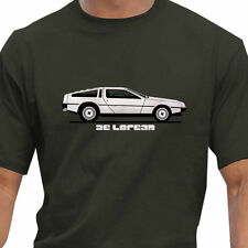 Classics Series -  Classic DeLorean DMC-12 T-Shirt