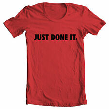"""""""just done it"""" colours One Direction Jay-z Snoop Nike just do it inspired TShirt"""