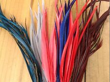Goose Biot Feather Bunch for Millinery, Hats, Fascinators, Crafts