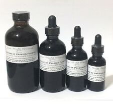 Passion Flower Tincture, Extract, Highest Quality, Anxiety, Insomnia