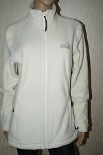 NEU JACK WOLFSKIN OUTDOOR MIDNIGHT MOON WOMEN GR:L WHITE SAND