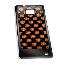 Cover for Galaxy S2 case #292 Pumpkins Halloween Kids Gift Idea jack o lantern