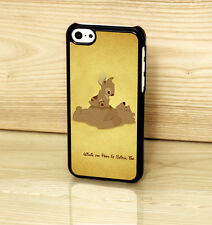 Disney Winnie The Pooh And Stitch Case For iPhone & Samsung Phones