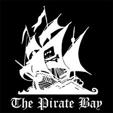 THE PIRATE BAY (downloading p2p linux torrent vintage poster tracker) T-SHIRT