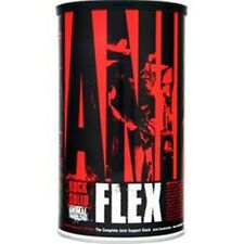 UNIVERSAL NUTRITION Animal Flex 44 pckts Free Journey to Capo DVD Buy 1-2 or 3