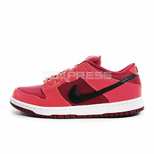 Nike Dunk Low Pro SB [304292-606] Skateboarding Laser Crimson/Black-Red