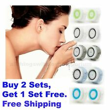 { 2Pack } Clarisonic Compatible Replacement Brush Heads. MIA,MIA2, ARIA,PRO,PLUS