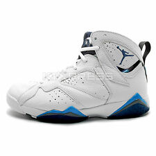 Nike Air Jordan 7 Retro [304775-107] Basketball White/French Blue