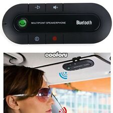 Wireless Car Kit for Mobile Phone Bluetooth Hands Free Bluetooth Car 389 v3.0