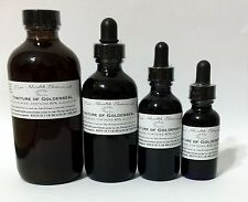 Goldenseal Tincture, Extract, Highest Quality, Mult Sizes, Liver, Immune System
