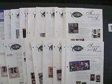 CREATIVE MEMORIES Crop Talk Instruction Sheets (76-110) Plus other Idea Sheets!