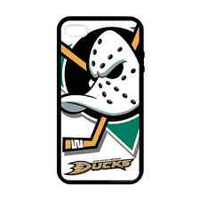 Anaheim Ducks for iPhone 4 4S 5 5S 5C 6 Black Case Cover 18220