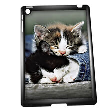 Cover for iPad Mini 2 case #308 Sleeping Kittens Cute Gift Cat Lover Mum Nan