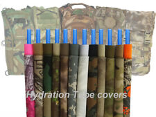 Hydration Pack Drink Tube Hose Cover Sleeve ... for Water Bladder - Reservoir