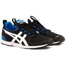 ASICS ONITSUKA TIGER ULTRA RACER Mens Casual SHOES New D3R1N 9001  BLACK / WHITE