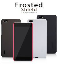 Nillkin Frosted Matte Hard Cover Case Shell + LCD Guard For Huawei Honor 6