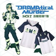 DRAMAtical Murder DMMD Cosplay Costume  N+C Noiz Pure Cotton T-Shirt Hoodie