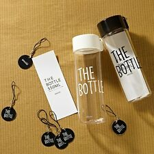 THE BOTTLE 550ml - Eco Friendly Basic Water Bottle Portable Tumbler Cup BPA Free