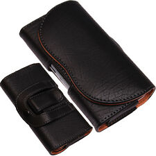 Belt Clip+Loop Hip Case for Mobile Phone Case/Cover Universal PU-Leather Pouch