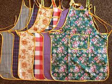 Apron with Front Pocket for Chefs Butchers Kitchen Cooking