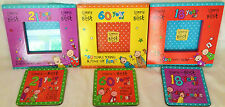 Simply The Best Birthday Celebration Colour Photo Frame & Coaster 18th 21st 60th