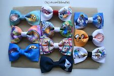 Adventure Time Bow Ties