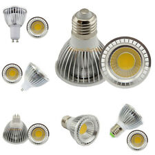 Par20 COB 9w 12w 15w LED light E27 E14 MR16 GU10 Bulb Lamps Dimmable Spotlights