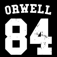 ORWELL 1984 (big brother poster nineteen eighty four rare book george) T-SHIRT