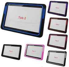 For Samsung Galaxy Tab 2 10.1 Heavy Duty Stand Hybrid Hard Cover Case Accessory