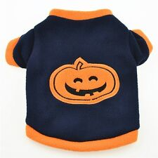 Dog Puppy Pet Autumn and Winter Warm Clothing Halloween Clothes XS,S,M,L