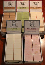 SOAPS BY TILLEY AUST.- PURE VEG. SOAP - U CHOOSE FRAGRANCE - MAXIMUM BUY 4 BARS