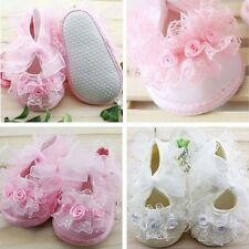 New Style Beautiful Non-Slip Newborn Shoes Baby Toddler Shoes With Lace 3 Colors