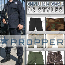 Propper's Genuine Gear BDU Pants Military Army Camo Tactical Camouflage Trousers