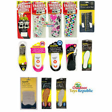 Selection Insoles Heel Grips Shoe Laces Orhopaedic Orphotic Leather Memory Foam