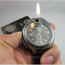 Hot Selling New Men's Military Lighter watch sports casual Refillable Gas Watch